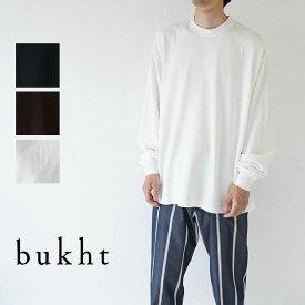 bukht / ブフト / ロンT / STANDARD LS/TEE -CORE COMPACT YARN- / BC-45101