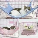 キャットハンモック チェア ニャンモック ねこ用ハンモック ペット用品 猫 取り付け簡単 さらさら メッシュ素材