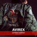AVIREX 公式通販・オンライン/DEPOT限定 | 限定L-2ジャケットがリリースL-2 5th AIR FORCEフライトジャケット ライトアウター 秋 春 FIFTH【送料無料】