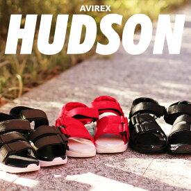AVIREX 公式通販 | エアソールサンダル ハドソン /AIR SOLE SANDALES HUDSON 【送料無料】(アビレックス アヴィレックス)メンズ 男性 レディース 女性 ユニセックス 男女兼用