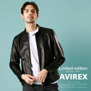 AVIREX 公式通販・オンライン/DEPOT限定 | シープ シングルライダース/SHEEP SINGLE RIDERS(アビレックス アヴィレッ…