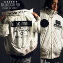 AVIREX 公式通販 | ブラックバード スタンドジップ ジャケット/BLACKBIRD STAND ZIP JACKET(アビレックス アヴィレッ…