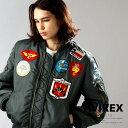 AVIREX 公式通販 | MA-1 トップガン カスタム/MA-1 TOPGUN CUSTO(アビレックス アヴィレックス)メンズ 男性