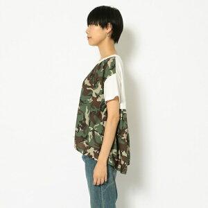 AVIREXBelle公式通販|【WEB&DEPOT限定】カモミックスTシャツ/CAMOMIXT-SHIRT(アビレックスアヴィレックス)