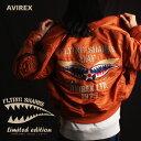 AVIREX 公式通販・オンライン限定 | 早くも復活!エムエーワン フライングシャーク/MA-1 FLYING SHARKS(アビレックス …