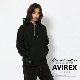 AVIREX 公式通販・オンライン/DEPOT限定 | タクティカル プルオーバー /TACTICALPILLOVER(アビレックス アヴィレックス)メンズ 男性 レディース 女性 男女兼用 ユニセックス