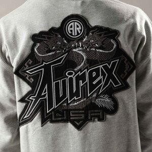 AVIREX公式通販 【WEB限定】ツインドラゴンパーカー/TWINDRAGONPARKA(アビレックスアヴィレックス)