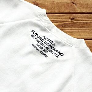 予約 AVIREX公式通販・オンライン/DEPOT限定 7分袖ポケットティーシャツ/3/4SLEEVEPOCKETT-SHIRTS(アビレックスアヴィレックス)【代引き・カードのみ】
