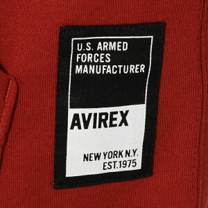 AVIREX公式通販 【WEB&DEPOT限定】Aスタープルパーカー/ASTARPULLPARKA(アビレックスアヴィレックス)