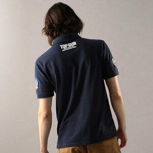 AVIREX公式通販|トップガンポロシャツ/TOPGUNPOLOSHIRT(アビレックスアヴィレックス)