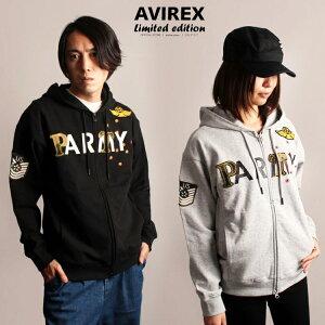 AVIREX公式通販|【WEB限定】ミリタリージップパーティーパーカー/MILITARYZIPPARTYPARKA(アビレックスアヴィレックス)