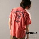 ★SALE AVIREX 公式通販   ボーリングシャツ フィアレス フライヤーズ/BOWLING SHIRT FEARLESS FLYERS(アビレックス …