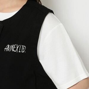 AVIREXBelle公式通販|【WEB&DEPOT限定】ミリタリーベスト/MILITARYVEST(アビレックスアヴィレックス)