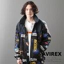 予約|AVIREX 公式通販 | ファイター フォト スタンド ジップ ジャケット / FIGHTER PHOTO STAND ZIP JACKET(アビレッ…