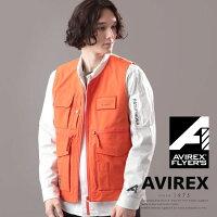 AVIREX公式通販|【AVIREXFLYER'S】ベスト/VEST/AF(アビレックスアヴィレックス)
