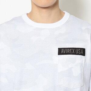 AVIREX公式通販 ファティーグTシャツ/SSFATIGUET-SHIRT/アヴィレックス/AVIREX(アビレックスアヴィレックス)