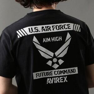 AVIREX公式通販 USAFシンボルマークTシャツ/USAFSYMBOLMARKT-SHIRT/AVIREX/アヴィレックス(アビレックスアヴィレックス)