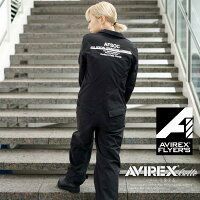 AVIREXBelle公式通販|【AVIREXFLYER'S】WOMENS/ジャンプスーツ/JUMPSUIT/AF(アビレックスアヴィレックス)