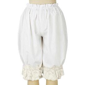 【フォークダンス衣装】CCパンツ 白 TLP647-2845 ▼フラダンス ハワイアン インナー