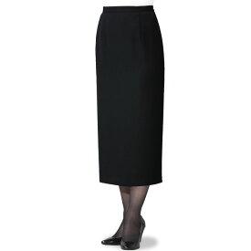 【在庫限りセール】【レディース】フォーマルロングタイトスカート SK540-91010▼冠婚葬祭 黒 ブラックスカート