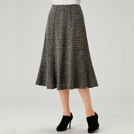 【レディースファッション】ツイード調スカート KN-227-80064▼婦人服 レディース ミセス