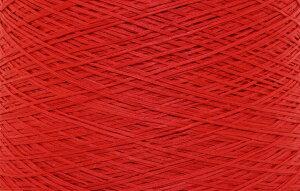 【アヴリル】毛糸 コットンギマ30g 綿100%, 合細 テープ(色名:19.サルビア) / 手芸用 手編み 編み物 棒針 かぎ針 ハンドメイド 手づくり 擬麻 ギマ加工