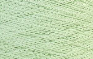 【アヴリル】毛糸 コットンギマ30g 綿100%, 合細 テープ(色名:5.ミント) / 手芸用 手編み 編み物 棒針 かぎ針 ハンドメイド 手づくり 擬麻 ギマ加工