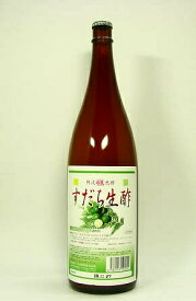 すだち酢(果汁)1800ml