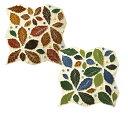 送料無料 タイル フォグリア foglia 葉っぱ 北欧風 モザイク セラミック お庭 エクステリア 可愛いタイル おしゃれな…