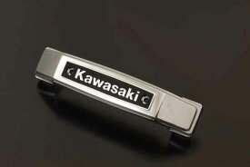 【あす楽対応】【正規品】【即納】PMC ピーエムシー Kawasaki ステムエンブレム クロームメッキ カワサキ