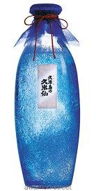 久米島の久米仙 / 真南風 琉球ガラス 青 43度,1800ml