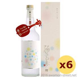 泡盛 瑞泉酒造 / 瑞泉 「びぎんのしまー」 25度,600ml ×6本セット