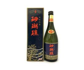 琉球泡盛珊瑚礁5年古酒35度720ml(山川酒造) 沖縄 泡盛