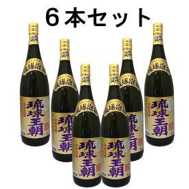 琉球王朝30度1800ml1升瓶(多良川酒造)6本セット