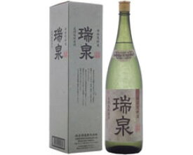 泡盛古酒 瑞泉 長期熟成古酒 43度 1800ml [瑞泉酒造 ずいせん / 1升瓶 一升瓶 / 泡盛クース]