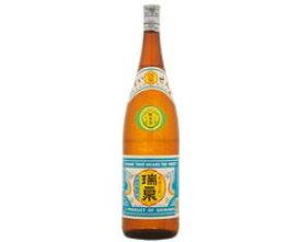 泡盛 瑞泉(新酒) 43度 1800ml [瑞泉酒造 ずいせん / 1升瓶 一升瓶 / 古酒つくり]