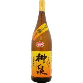 泡盛 神泉(しんせん) 古酒造り用原酒 44度 1800ml [上原酒造 うえはら / 1升瓶 一升瓶 / 古酒つくり]