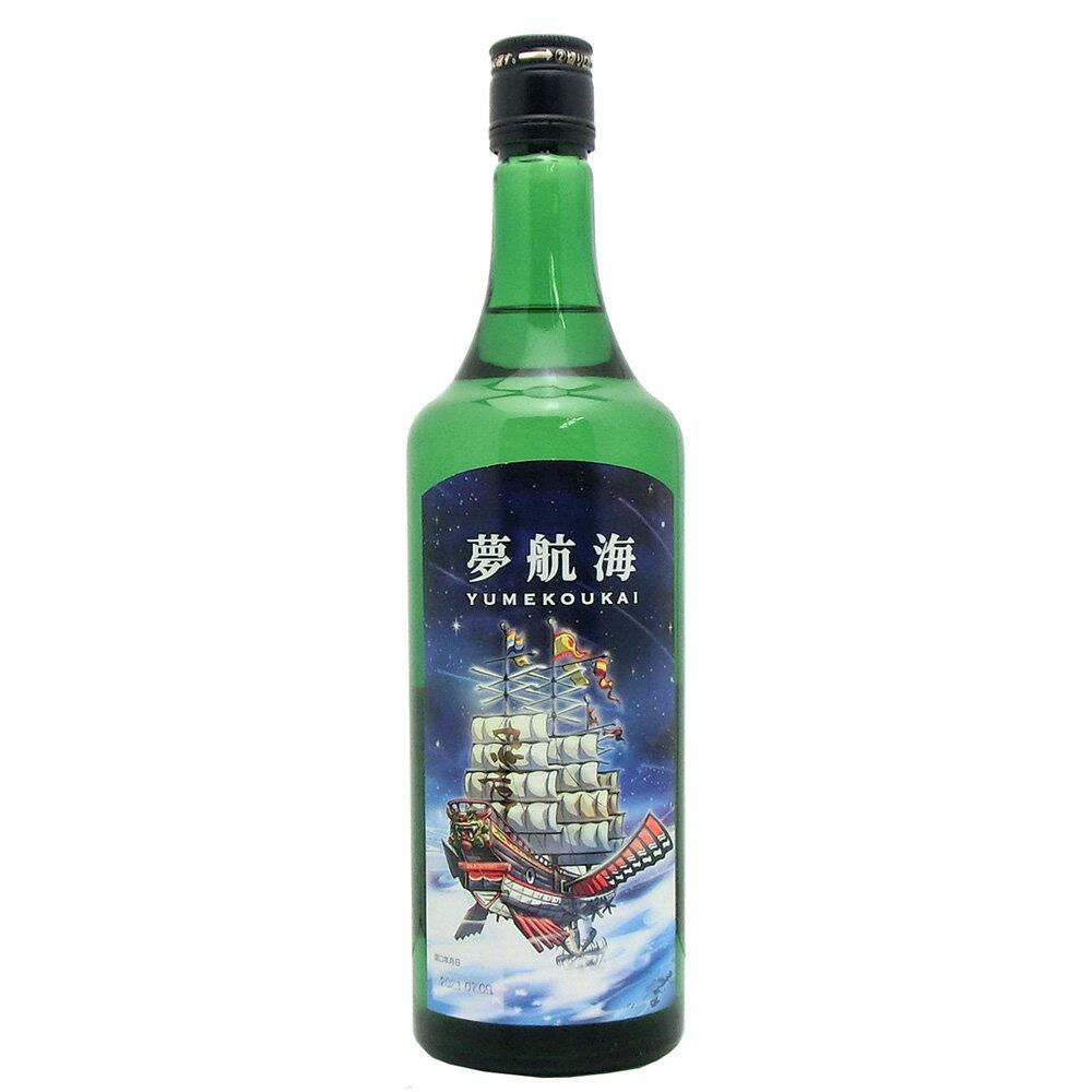 【泡盛】【忠孝酒造】夢航海  30度/720ml 【琉球泡盛_CPN】_フルーティー