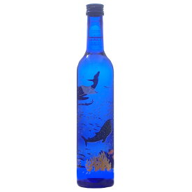 泡盛 琉球の海(マリンボトル)25度 500ml [新里酒造 しんざと / お土産 おみやげ]