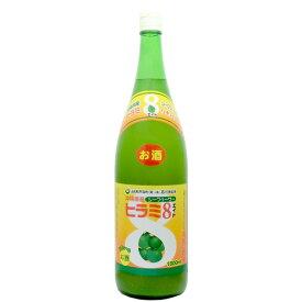 泡盛 ヒラミ8泡盛リキュール 6度 1800ml [石川酒造 いしかわ / ヒラミエイト / 4合瓶 四合瓶 / 泡盛リキュール]
