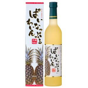 泡盛 パイナップルワイン 13度 500ml [八重泉酒造 やえせん /フルーツワイン / お土産 おみやげ ]