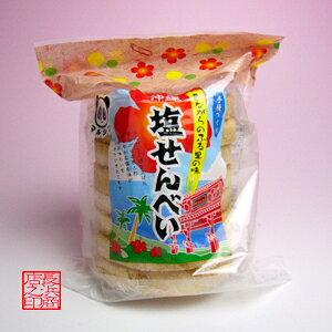 塩せんべい沖縄おやつの定番6枚 丸眞製菓