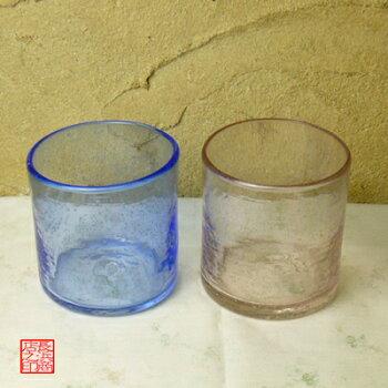 琉球ガラス(琉球グラスギフト)蓄光グラス沖縄工芸村