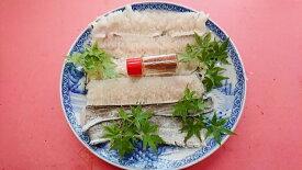 ハモ・生肝が美味しい!淡路島産活黄金ハモ「はもすき用」1kg〜1k200g