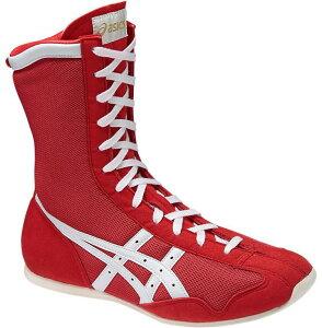 【送料無料】【asics アシックス】【シューズ 靴】ボクシングシューズ FWソノタ ボクシング MS TBX704 2301 レッド.W