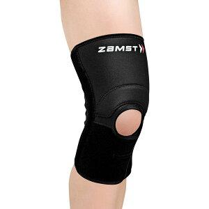 【送料無料!定形外郵便】【ZAMST ザムスト】膝用サポーター ひざ ヒザ ZK−3 LLサイズ AVT-371504 ブラック