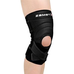 【送料無料】【ZAMST ザムスト】膝用サポーター ひざ ヒザ ZK−7 Lサイズ AVT-371703 ブラック