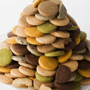豆乳おからクッキー 蒟蒻マンナン入り 訳あり 1kg 1枚約16kcal 8種類のフレーバー(プレーン・胚芽・パンプキン・珈琲…