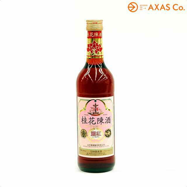 宝酒造 桂花陳酒 麗紅 500ml