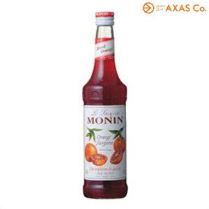 モナン ブラッドオレンジシロップ